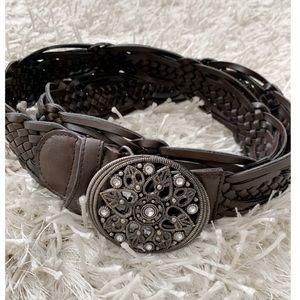 Accessories - Bundle Item! Boho Faux Leather Belt - XL